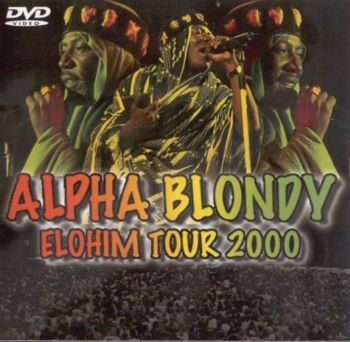 Alpha Blondy Elohim Tour 2000