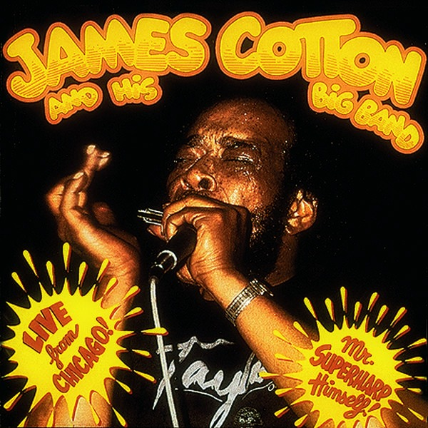 James Cotton And His Big Band
