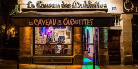 15 March 2020 - Blues Jam - CAVEAU DES OUBLIETTES (PARIS -France)