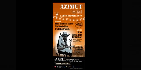5 October 2019 - Azimut FestivaL - LA PESSE (France - 39)
