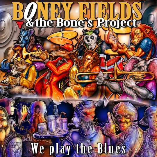 We Play The Blues